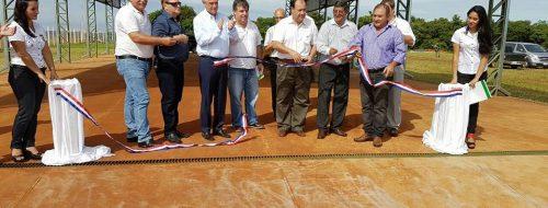 Inauguración De Planta De Tratamiento De Residuos Único En Paraguay Y En Las Colonias Unidas …