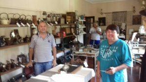 En El Centro Histórico Cultural Se Recibimos Turistas De Muchos Puntos Del País Y También ...