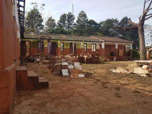 Estamos Procediendo A La Renovación Total Del Colegio Nacional Dr. Raúl Peña.