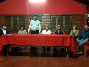 Entrega De Certificados Convenio Snpp Y La Municipalidad De Hohenau