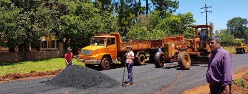 Siguen Los Intensos Trabajos Camino A Hohenau 1