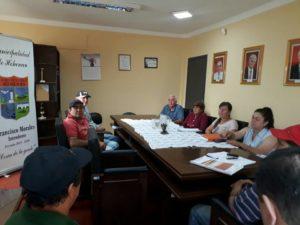 Nueve Son Los Pequeños Productores De Zonas Rurales Del Municipio De Hohenau Que Fueron Beneficiados ...