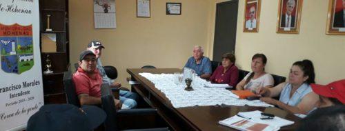Nueve Son Los Pequeños Productores De Zonas Rurales Del Municipio De Hohenau Que Fueron Beneficiados …